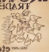 Bird Shaped Paper Clips - Lady Bird - Prima