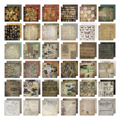 Collage 8 x 8 Paper Pad - Tim Holtz