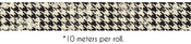 Houndstooth Antique Paper Tape - Bazzill