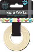 Peace Sign    Washi Tape - Tape Works