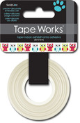 Owls    Washi Tape - Tape Works
