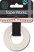 Red Bunting    Washi Tape - Tape Works