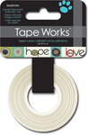 Inspirational Faith Hope Love    Washi Tape - Tape Works