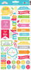 Take Note Icon Stickers - Doodlebug