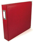 Real Red - 12x12 Ring Album - WRMK