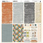 Swagger Sticker Fundamentals Sheet - Fancy Pants