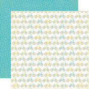 My Bicycle Paper - Cool Summer - Carta Bella
