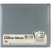 Charcoal 12x12 Ring Album - WRMK