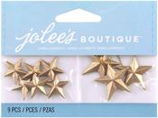 Gold Leaf Vintage Stars  Boutique