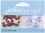 Baby Boy Bear & Booties  Boutique