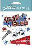 Glee Club Dimensional Stickers - Jolees