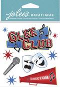 Glee Club Dimensional Stickers - Jolees