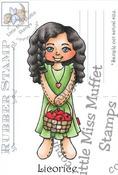 Licorice - Little Miss  Muffet Stamp