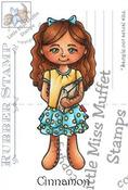 Cinnamon - Little Miss  Muffet Stamp