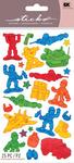 Soldiers Sticko Stickers - EK Success
