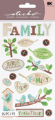 The Family Tree Sticko Stickers - EK Success