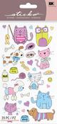 Cats & Dogs Sticko Stickers - EK Success