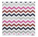 Pink Foil Zig Zag Paper - Gabbie - Anna Griffin