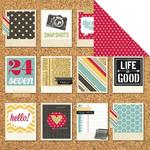 Snapshots Paper - 24 Seven - Simple Stories
