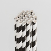 Licorice Stripe Stylish Stix - Queen & Co