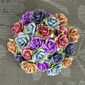 Sunrise Mini Roses - Sachet - Prima