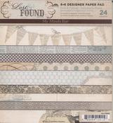 Portobello Road 6 x 6 Paper Pad - Lost & Found - My Minds Eye