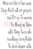 Men Are Like Fine Wine Rubber Stamp - Deep Red Stamps