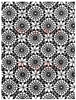 Crochet Background Rubber Stamp - Deep Red Stamps