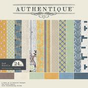 Strong 8 x 8 Paper Pad - Authentique