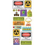 Doomsday Survival Label Stickers - Stickofy UR Life - Sticko