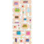 Bandage Label Stickers - Stickofy UR Life - Sticko
