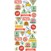 Paid Sticker Labels - Stickofy UR Life - Sticko