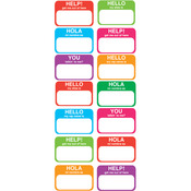 Name Tag Label Stickers - Stickofy UR Life - Sticko