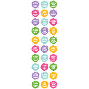 Excuses Label Stickers - Sticko