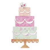 Layered Cake Die - Brenda Walton