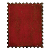 Postage Stamp Frame Bigz Die - Movers & Shapers - Tim Holtz Alterations