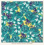 Floral Burst Paper - Oxford Lane - Kate & Co - My Minds Eye