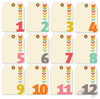 Road Trip Journaling Numbers Set - Chic Tags