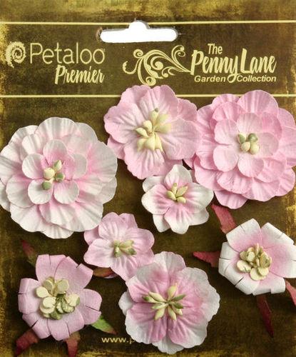 Soft Pink Mixed Blossoms - Petaloo