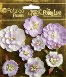 Soft Lavender Mixed Blossoms - Petaloo