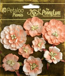 Antique Peach Mixed Blossoms - Petaloo