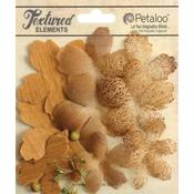 Mocha Mixed Textured Layers - Petaloo