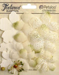 Ivory Mixed Textured Layers - Petaloo