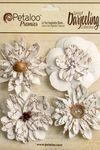 White Wild Blossoms - Petaloo
