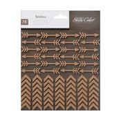 Cork Arrows & Chevron Stickers - Atlantic - Studio Calico