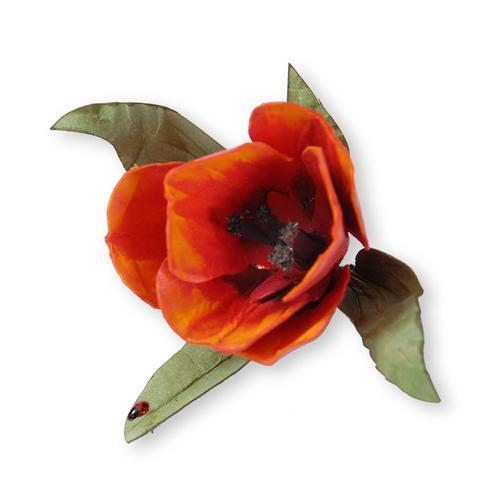 Tulip Flower Dies - Susans Garden - Sizzix