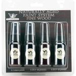 Rich Chestnut Naturally Aged Fine Wood Paint System Kit - Tattered Angels