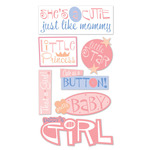 Baby Girl Stickers - Sticko Stickers