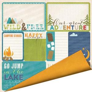 Campfire Stories Paper - Outdoor Adventure - Imaginisce