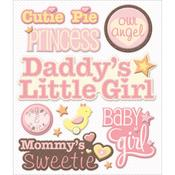 Baby Girl Names Sticker Medley - Life's Little Occasions